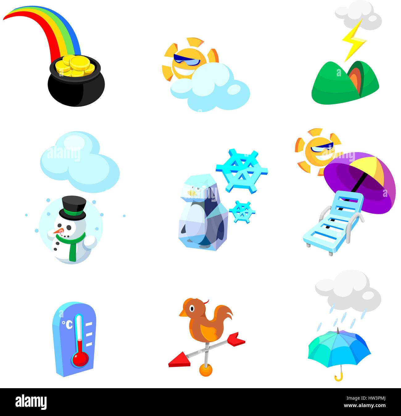 Pfeil, Sonnenschirm, Clipart, Nahaufnahme, Cloud, Farbe, Farbe ...
