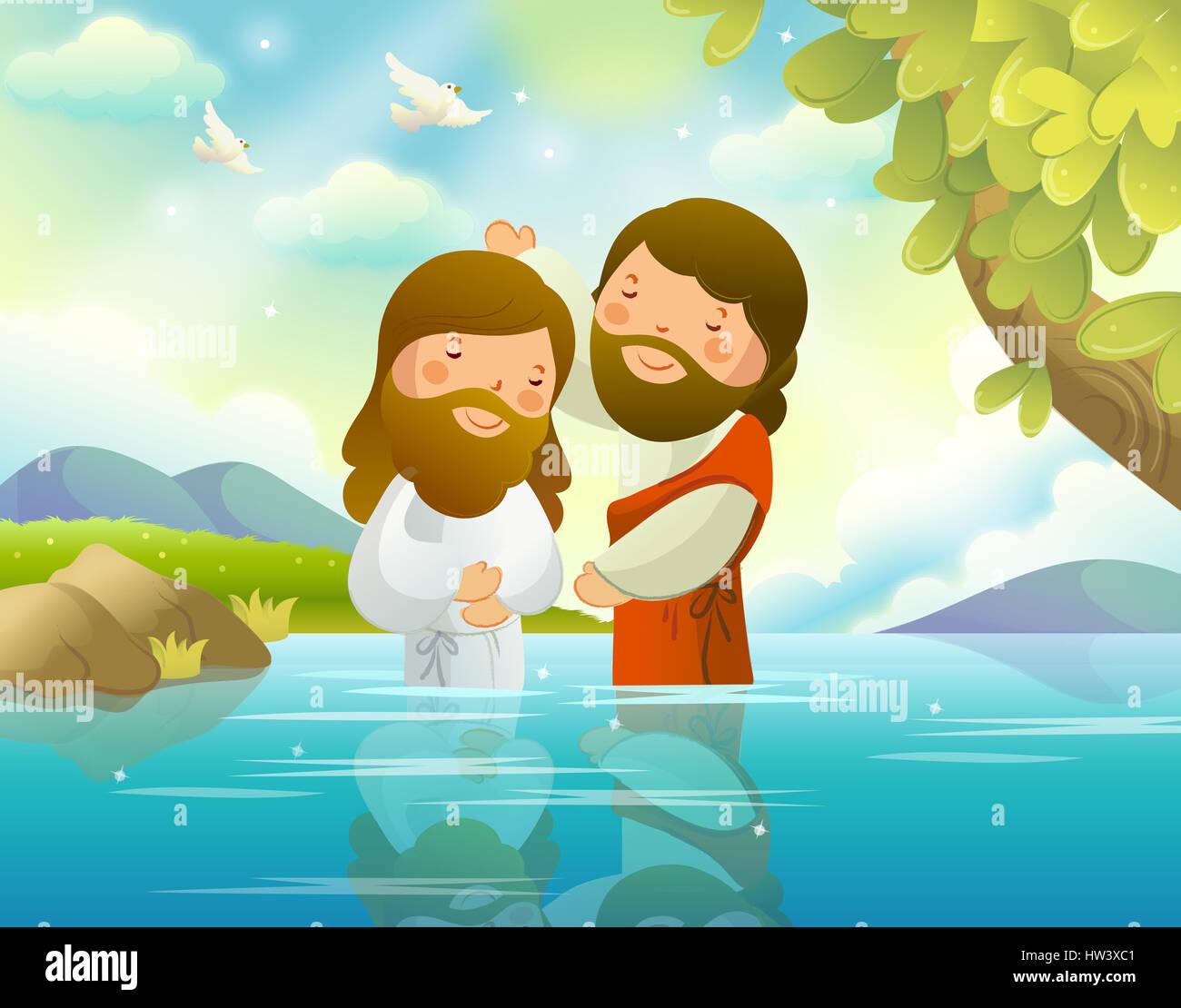 Taufe Der Reinheit Stockfotos Taufe Der Reinheit Bilder