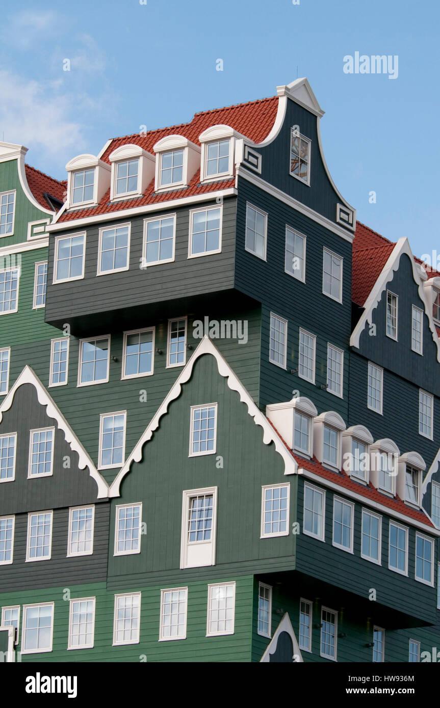 Eine Mischung aus modernen und traditionellen niederländischen ...