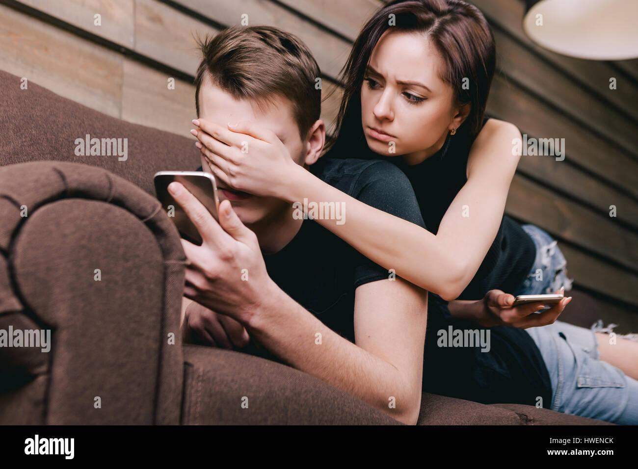 Schwarze Dating-Seiten online