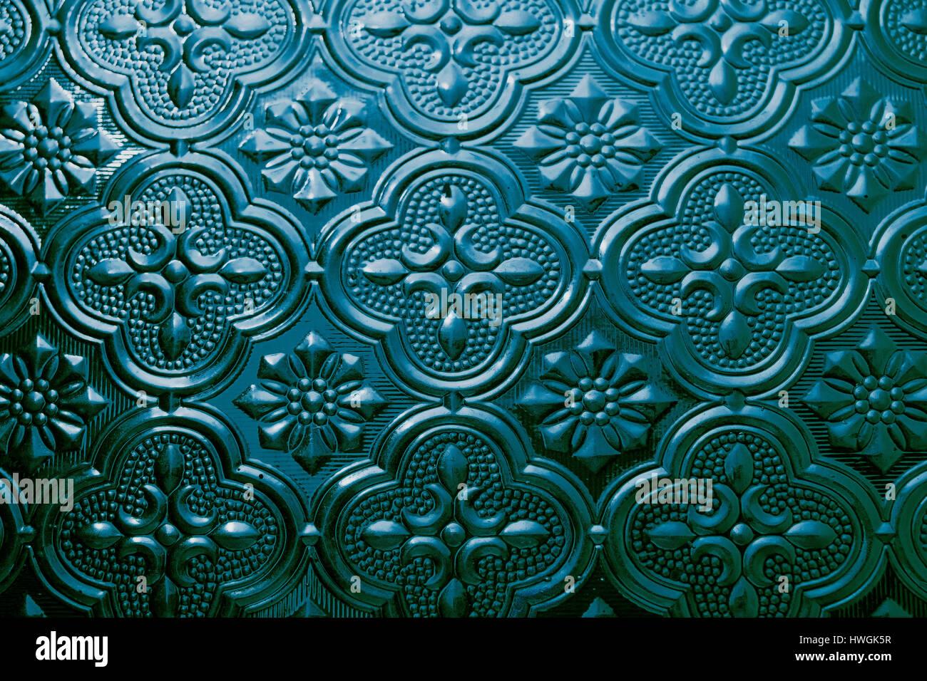Bunte Nahtlose Textur Innenwand Dekoration Dwand Muster Abstrakt Blumen.