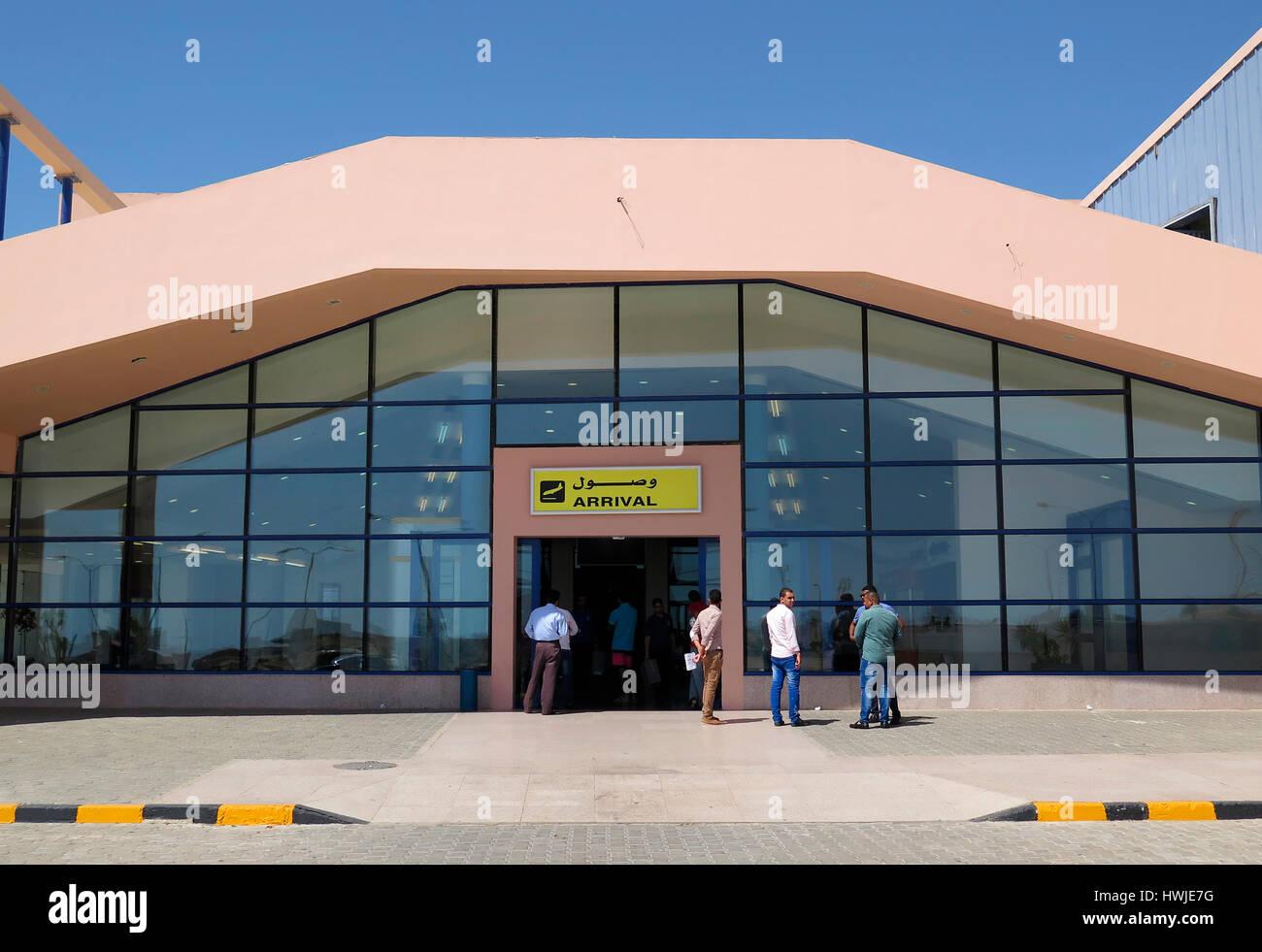 Flughafen Marsa Alam Aegypten Stockfoto Bild 136245300 Alamy
