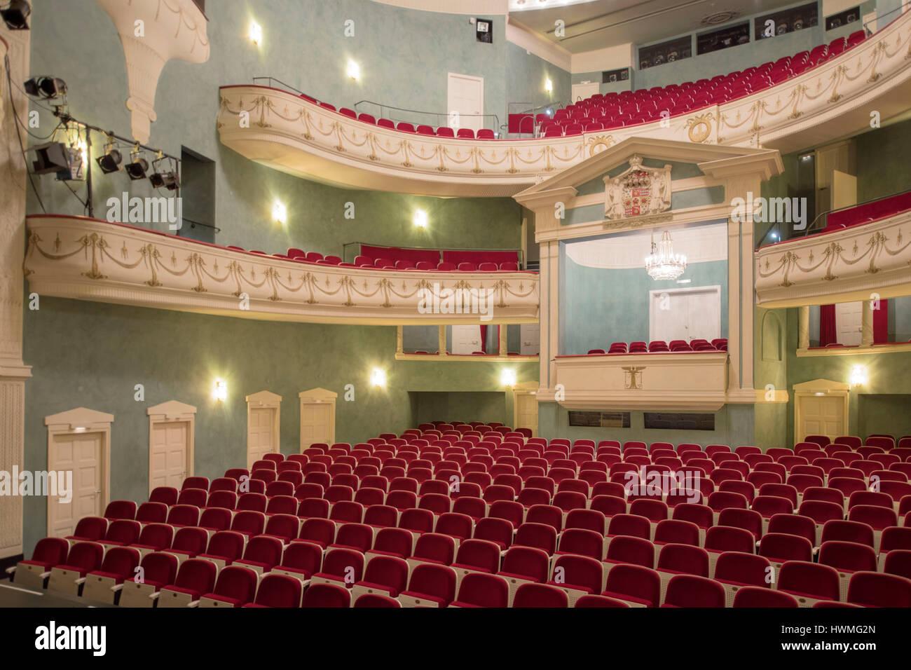 Landestheater Detmold Corona