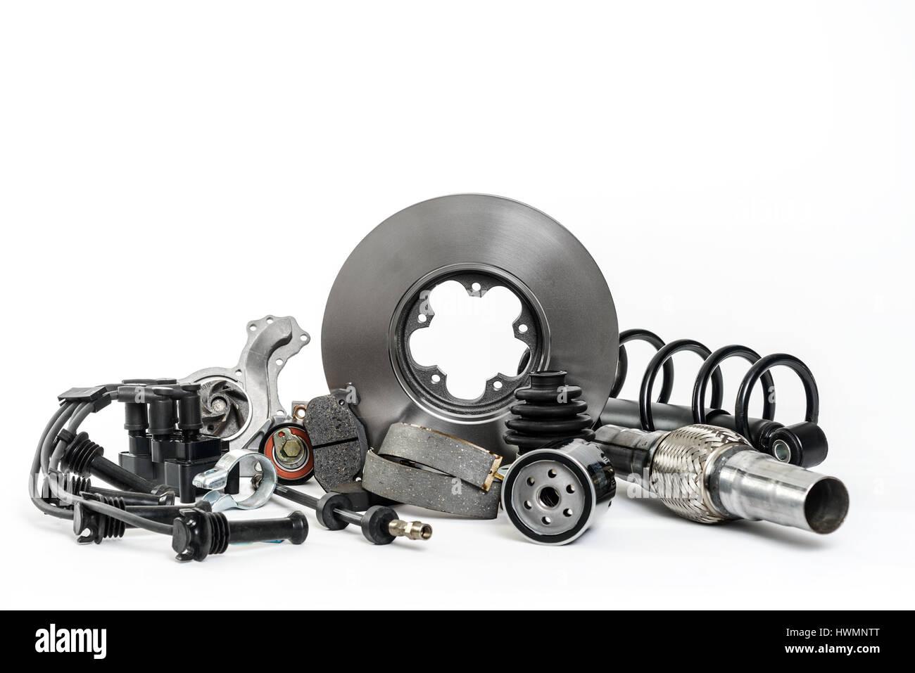Neue Autoteile für Reparatur, Service für Ihr Auto, Bremsen und ...