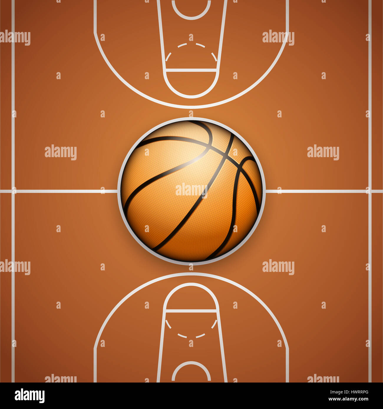 Basketball Sport Poster Flyer Background Stockfotos & Basketball ...