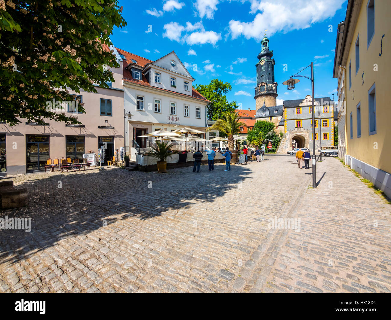 weimar germany thuringia castle stockfotos weimar germany thuringia castle bilder alamy. Black Bedroom Furniture Sets. Home Design Ideas