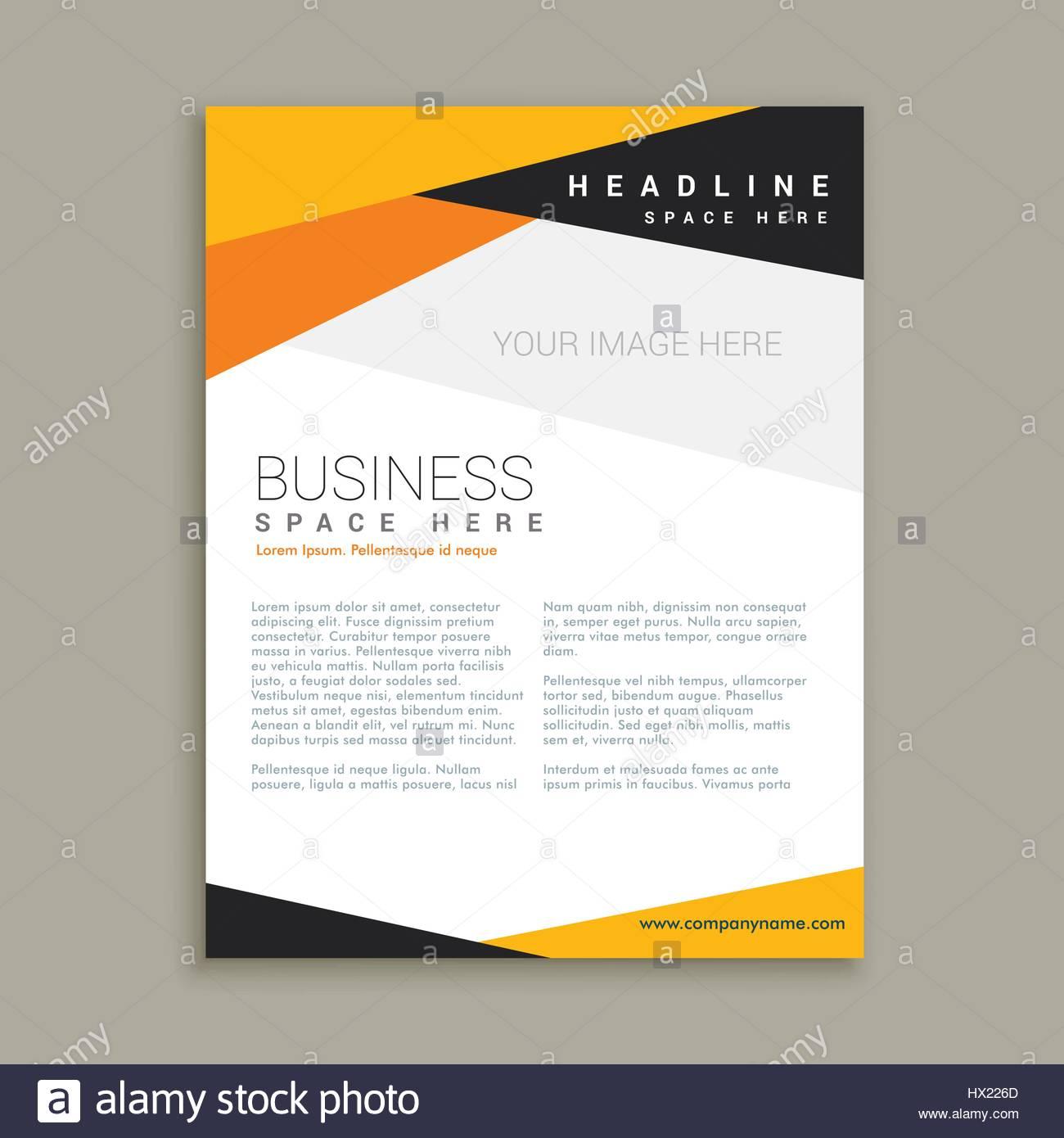 Beste Ermittler Broschüre Vorlage Bilder - Beispiel Anschreiben für ...