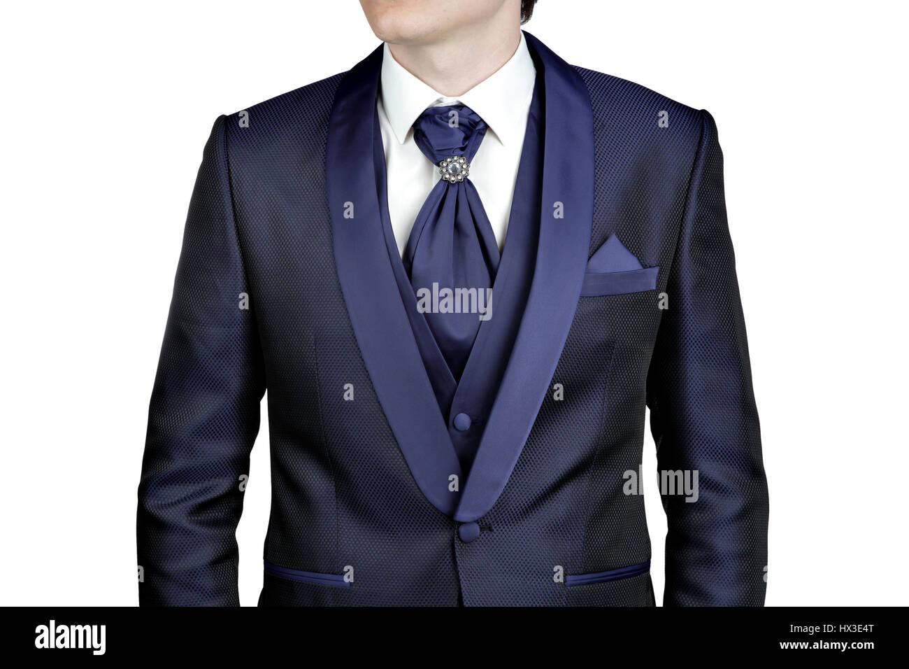 Marineblauer Anzug Stockfotos und bilder Kaufen Alamy