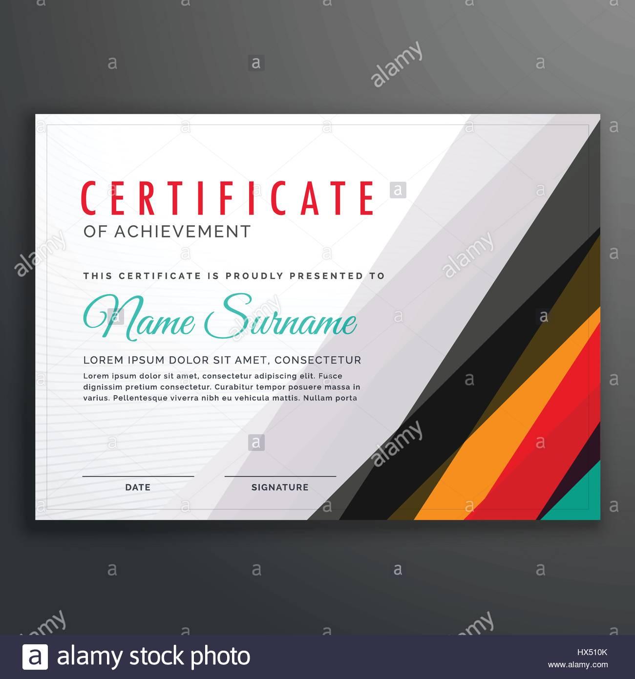 Beste Anniversary Zertifikatvorlage Bilder - Bilder für das ...