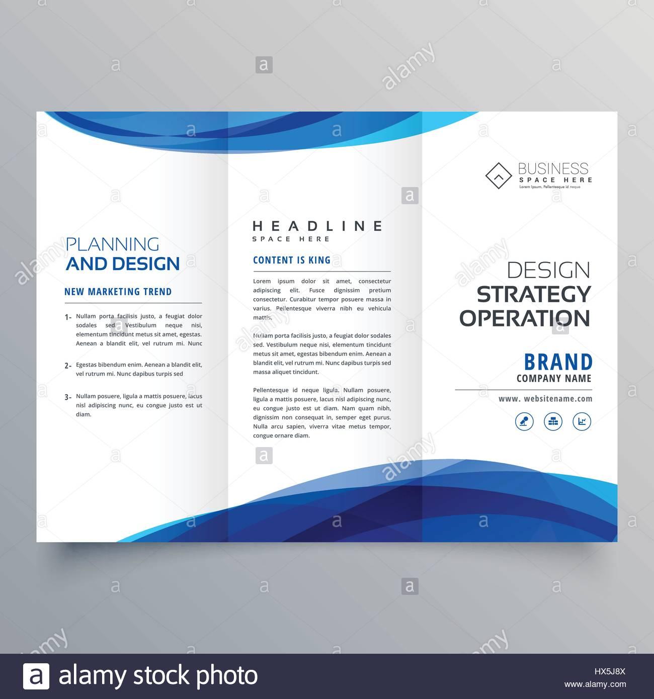 Charmant Faltbare Broschüre Vorlage Ideen - Entry Level Resume ...