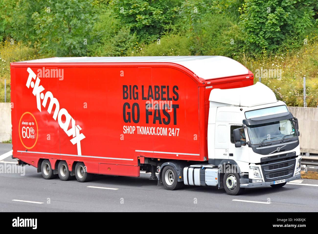 Volvo Lastwagen Stockfotos & Volvo Lastwagen Bilder Alamy