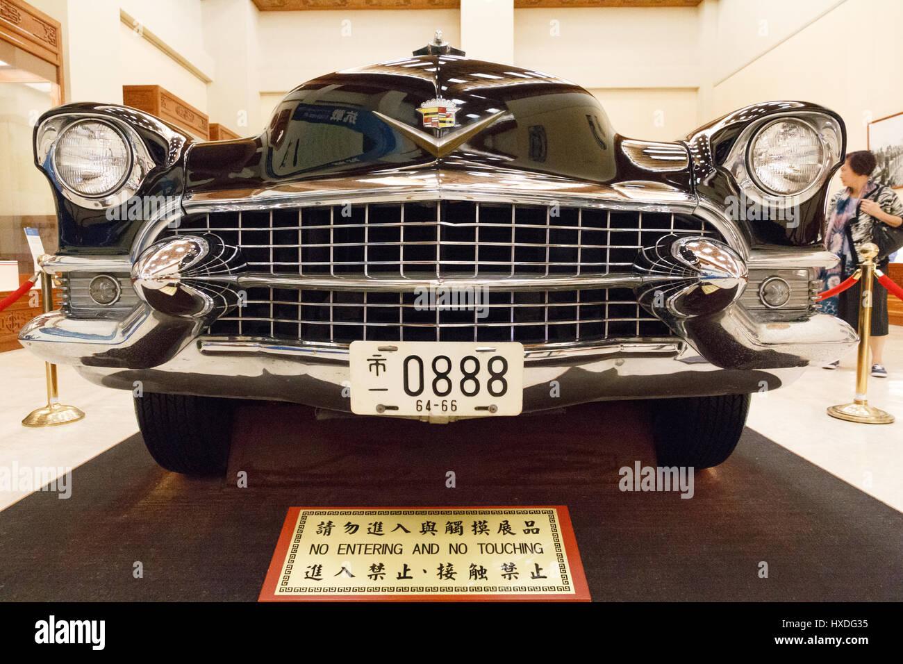 Nur zur redaktionellen Verwendung] TAIWAN, TAIPEI CITY: Ein 1955 ...
