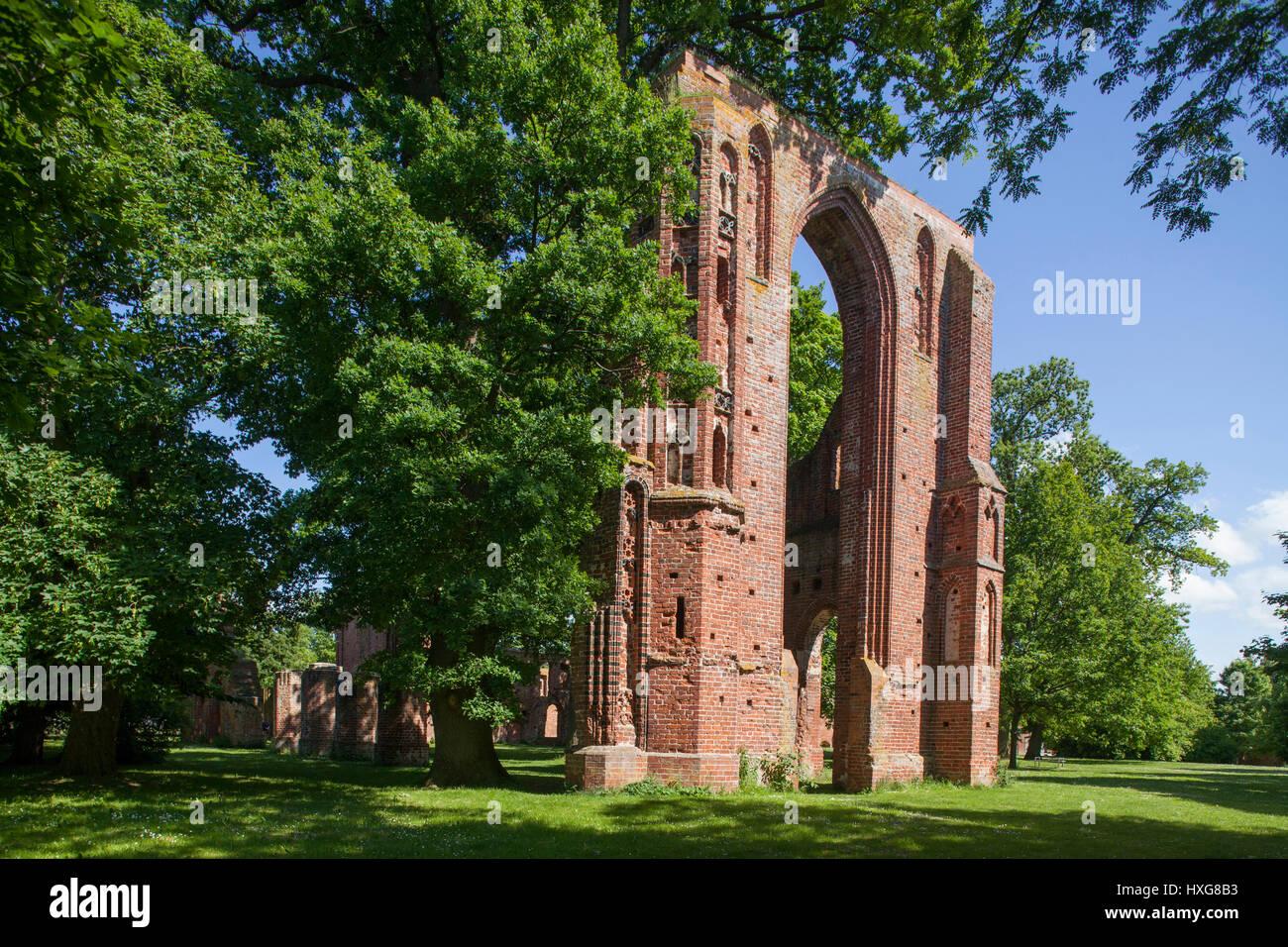 Kloster Mecklenburg Vorpommern