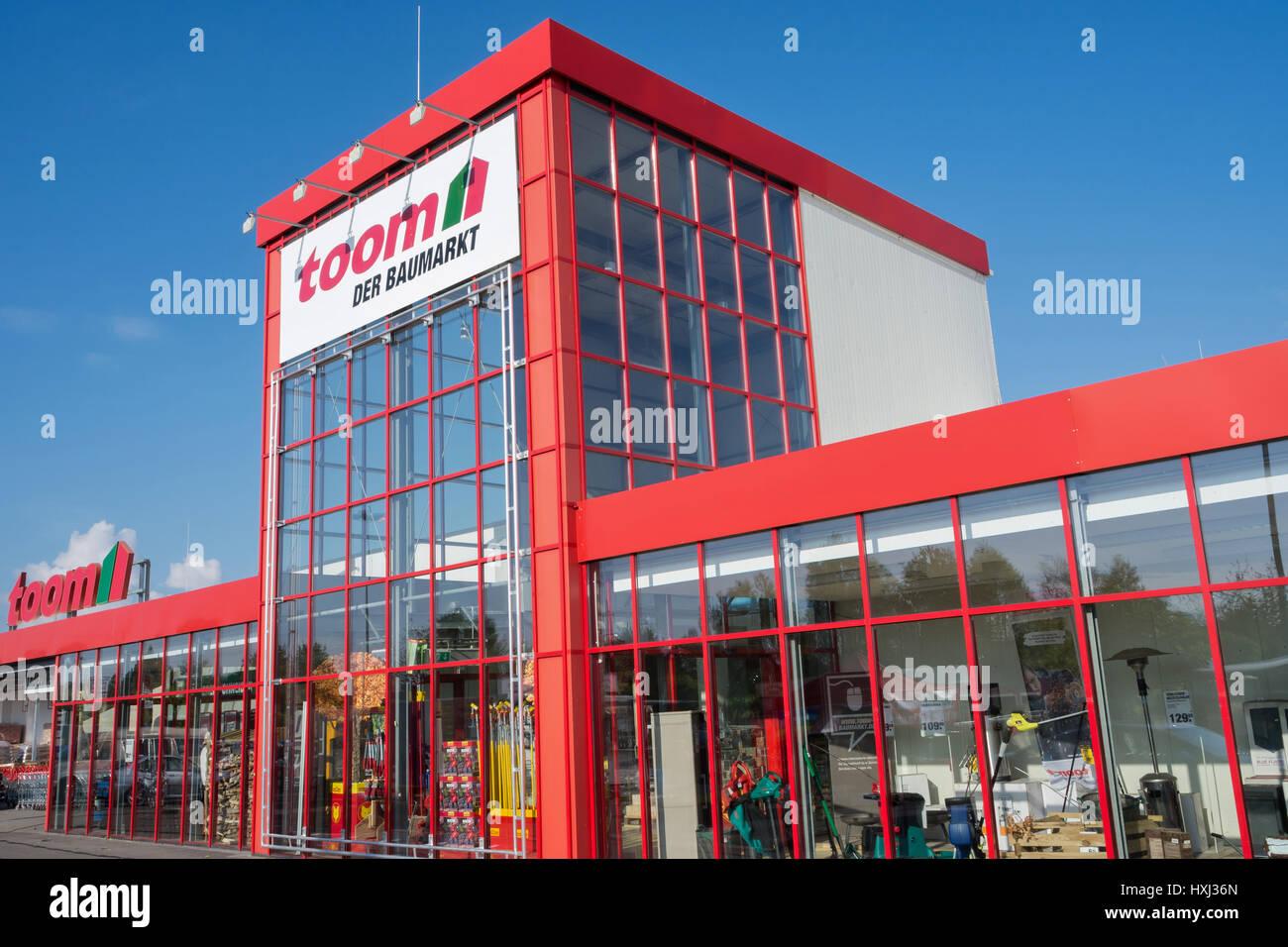 Toom Baumarkt In Troisdorf Deutschland Ist Eines Der Grossten