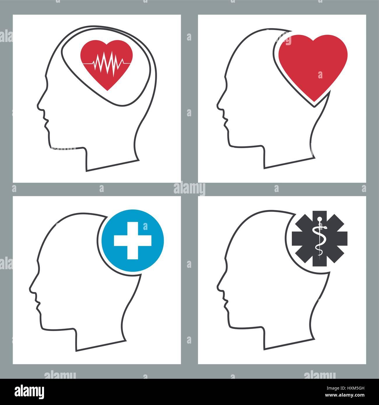 Body Brain Heart Stockfotos & Body Brain Heart Bilder - Alamy
