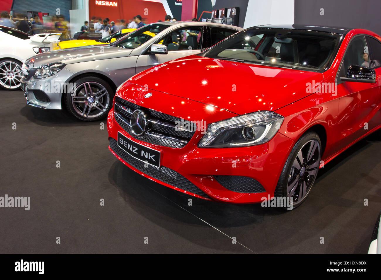 International Auto Salon Stockfotos & International Auto Salon ...
