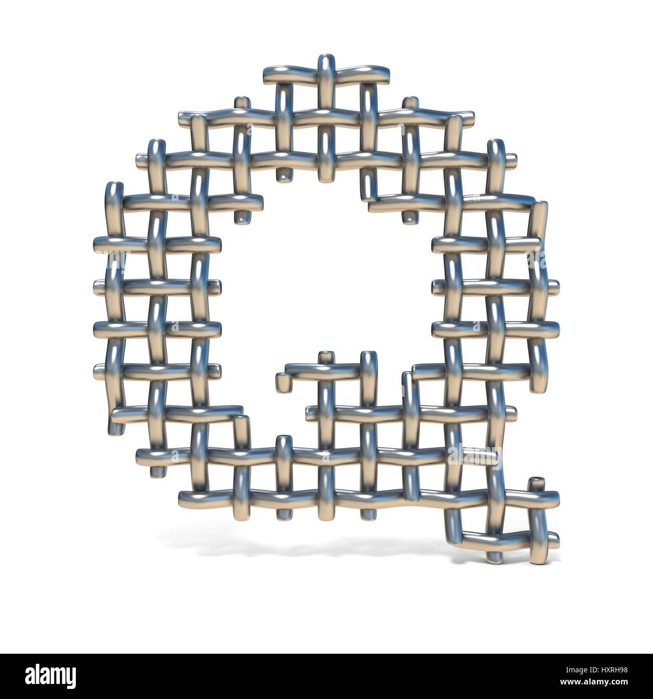Schön Draht Buchstaben Alphabet Ideen - Der Schaltplan - triangre.info