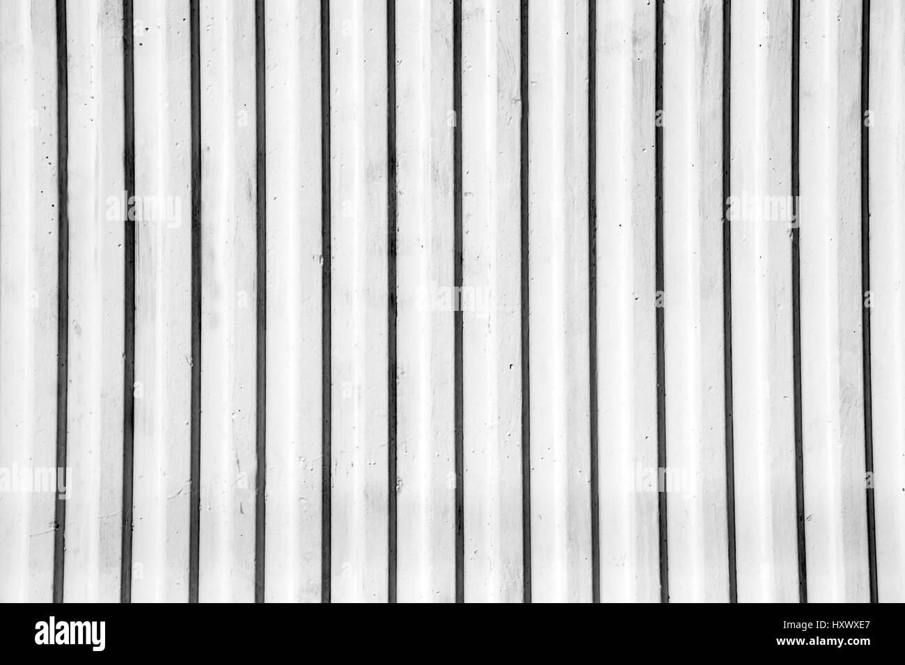 Wand des vertikalen konkrete Streifen Stockbild