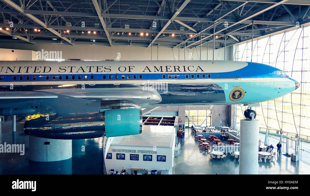 Reagan Library Air Force One Stockfotos und bilder Kaufen