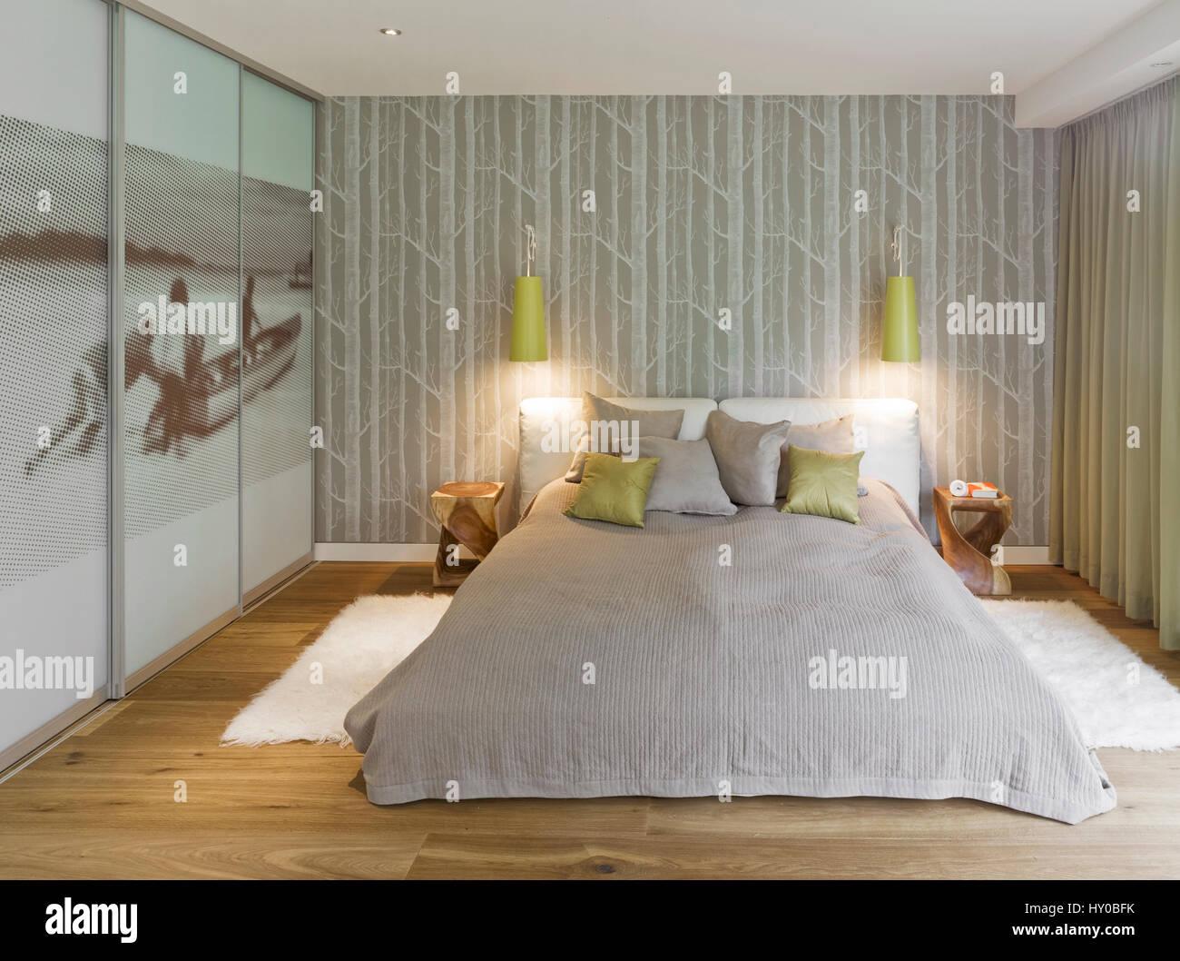 einfamilienhaus stockfotos einfamilienhaus bilder alamy. Black Bedroom Furniture Sets. Home Design Ideas