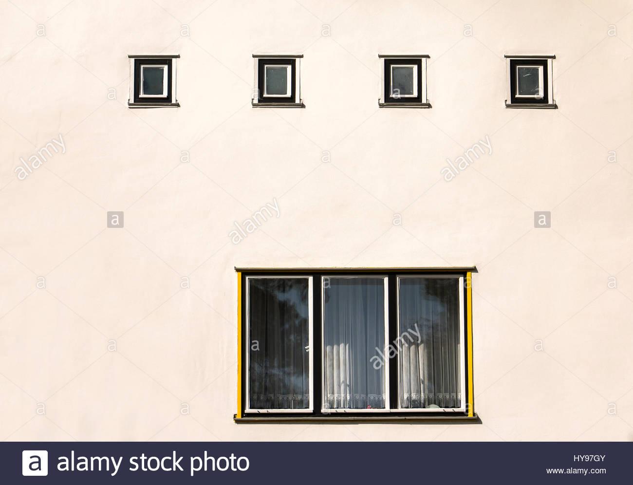bruno taut architecture stockfotos bruno taut architecture bilder alamy. Black Bedroom Furniture Sets. Home Design Ideas