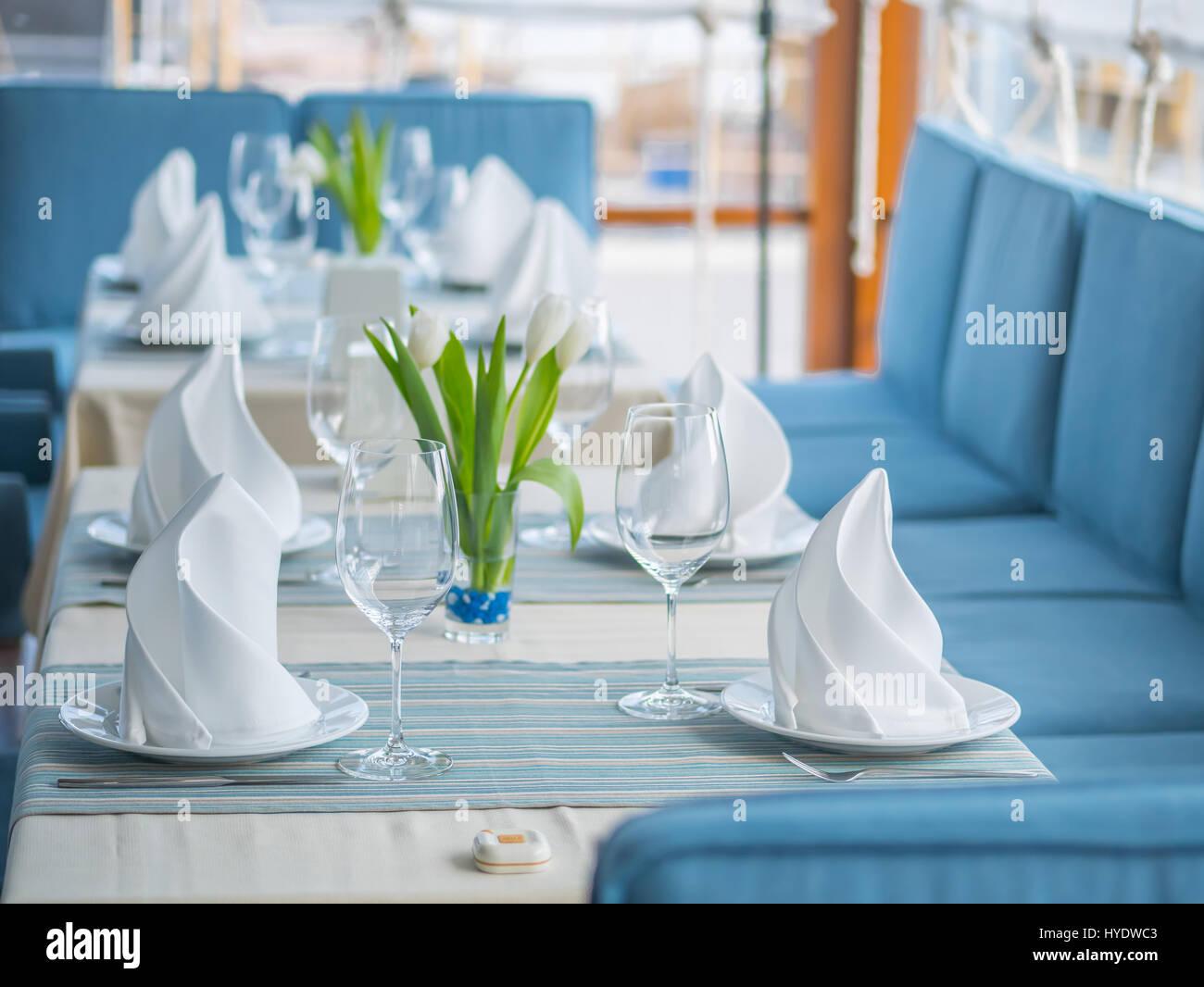 Interior Design Fur Ein Schones Restaurant Im Maritimen Stil
