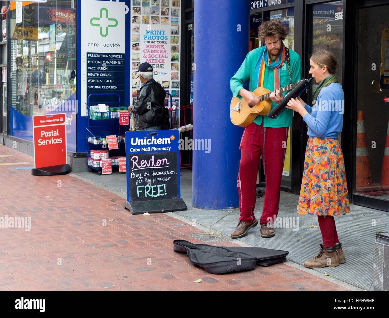 Wellington Musiker