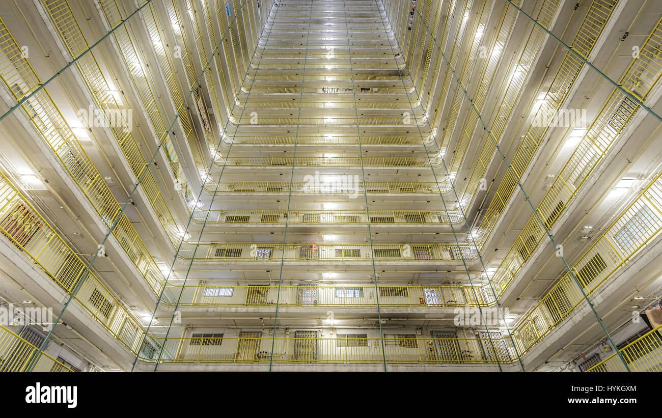 China Schwindelerregende Fotografien Von Der Hochste Turm In China