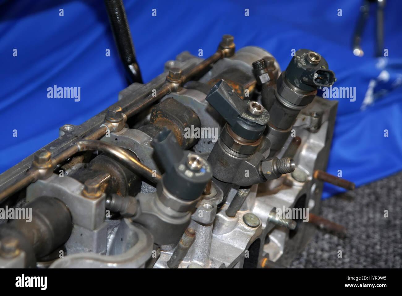 Race Car Intake Stockfotos & Race Car Intake Bilder - Alamy