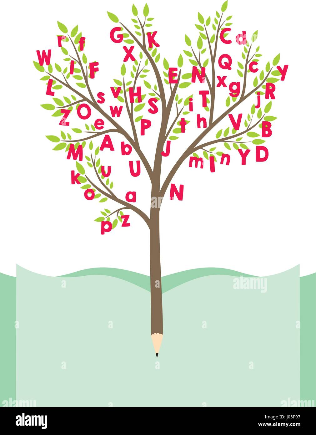 tree of knowledge vector stockfotos tree of knowledge vector bilder alamy. Black Bedroom Furniture Sets. Home Design Ideas