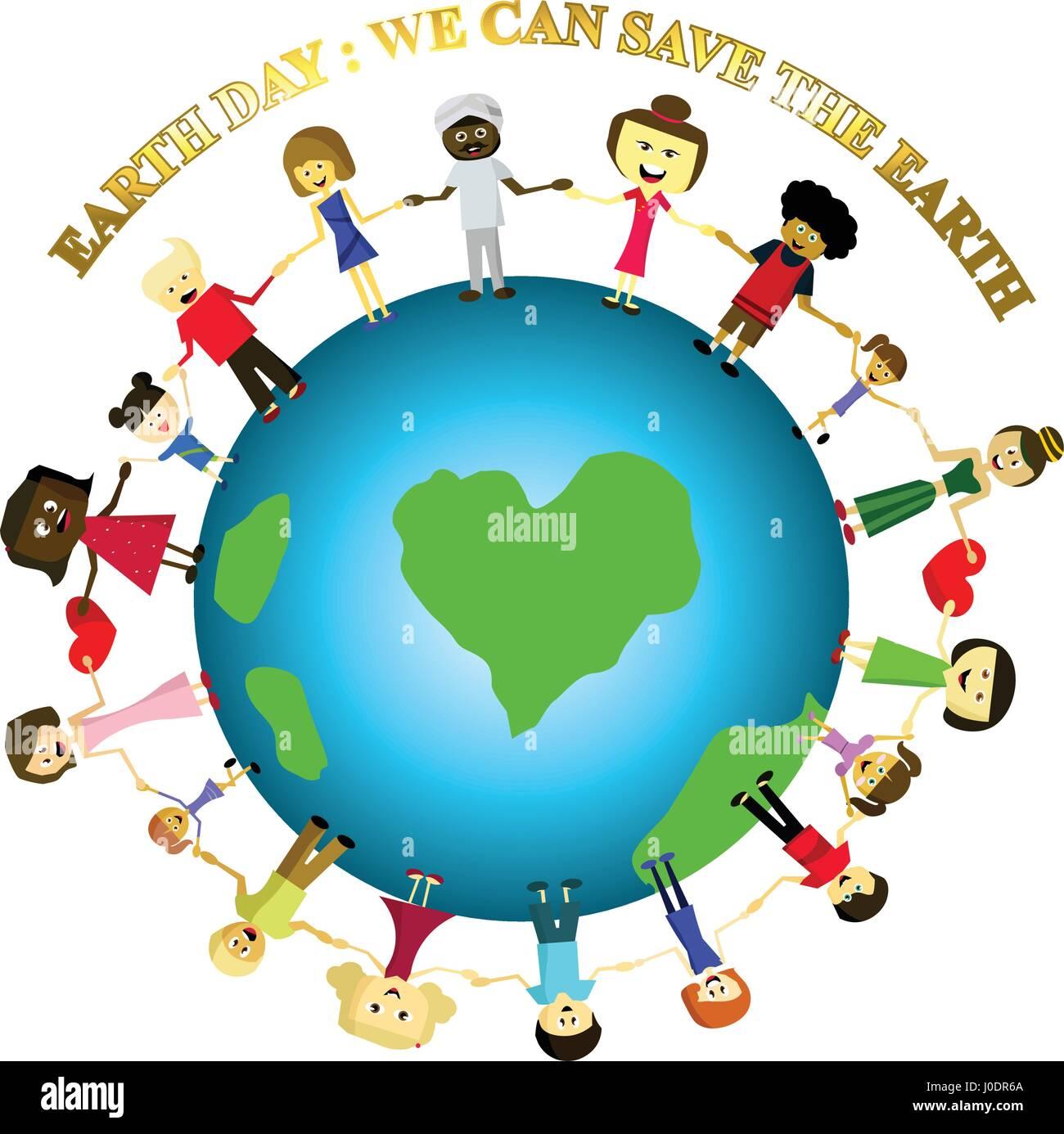Menschen Erde