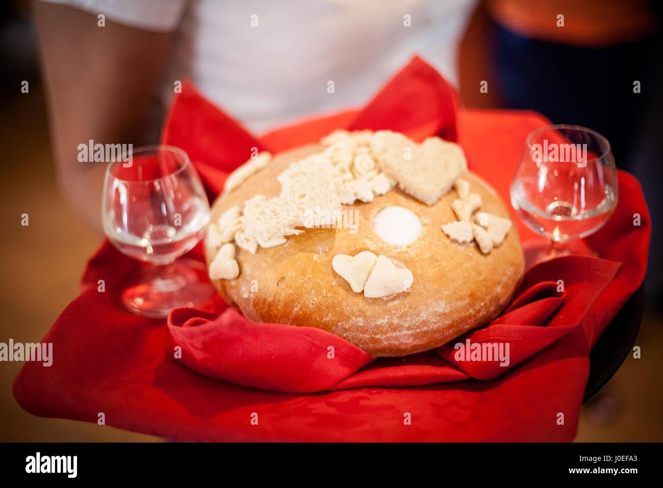 Brot und salz glückwünsche hochzeit