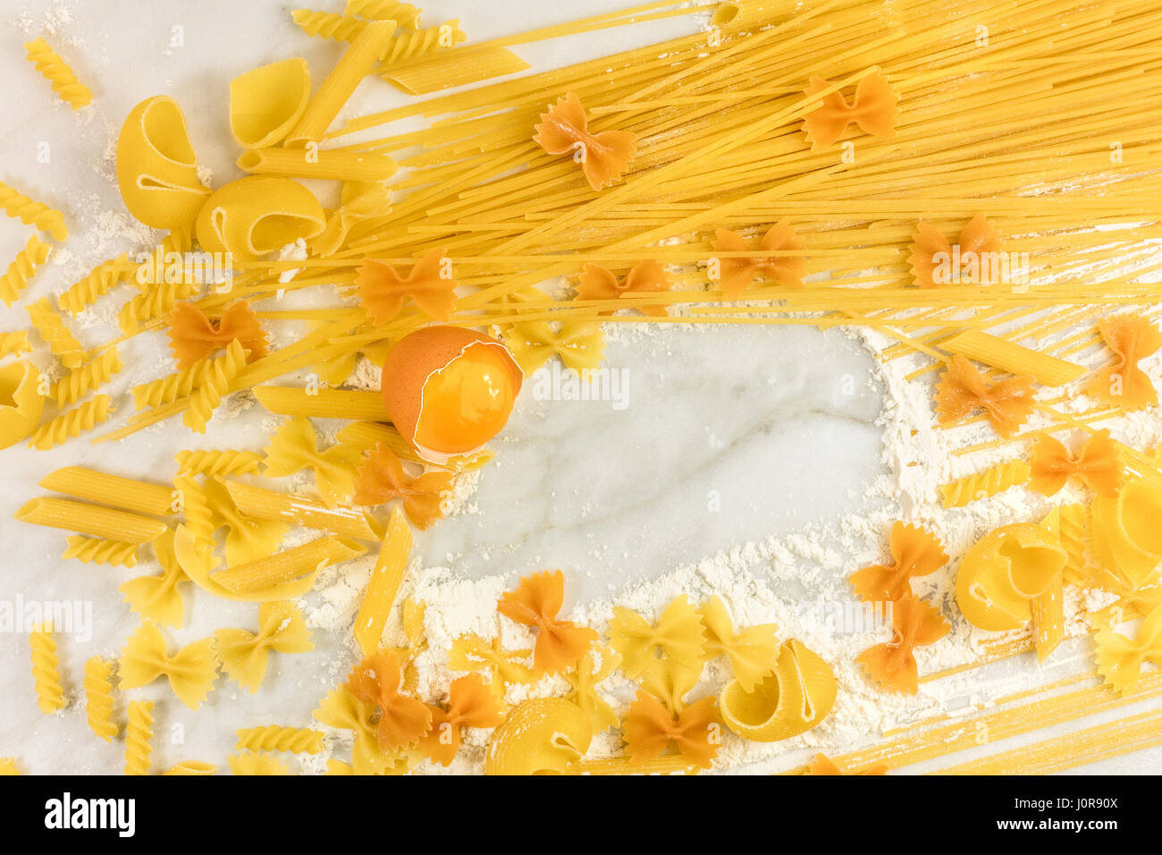 Forms Pasta Stockfotos & Forms Pasta Bilder - Seite 2 - Alamy