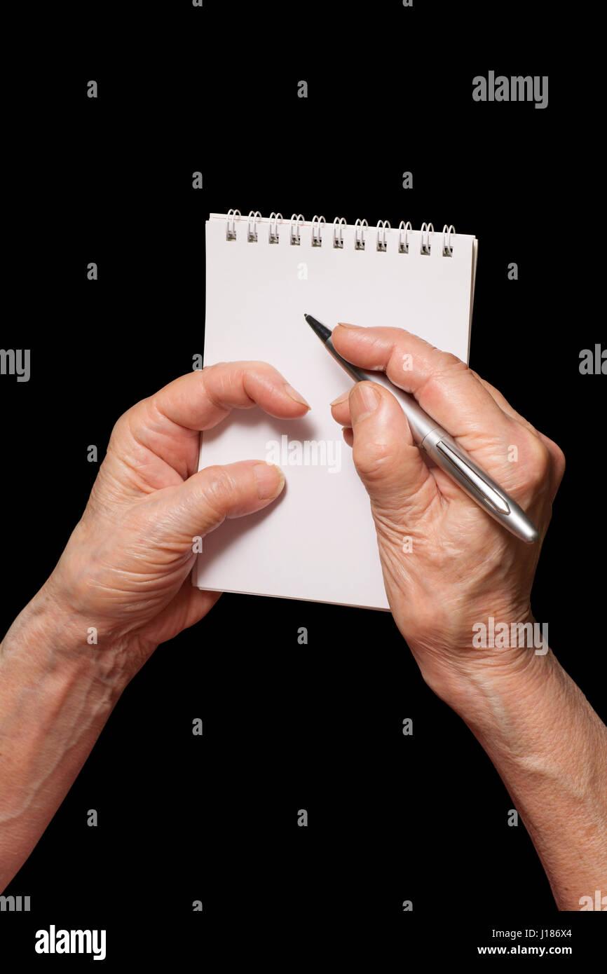 mit frauen schreiben themen