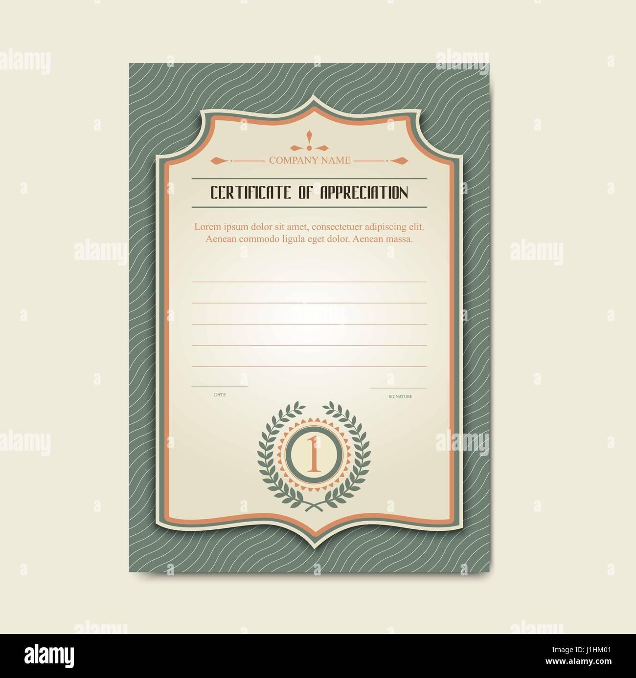 Company Stock Certificate Stockfotos & Company Stock Certificate ...