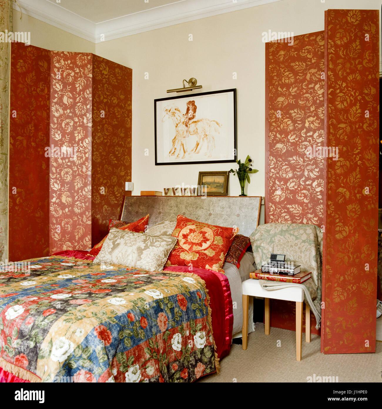 Orientalisches Schlafzimmer Stockfoto, Bild: 138688424 - Alamy