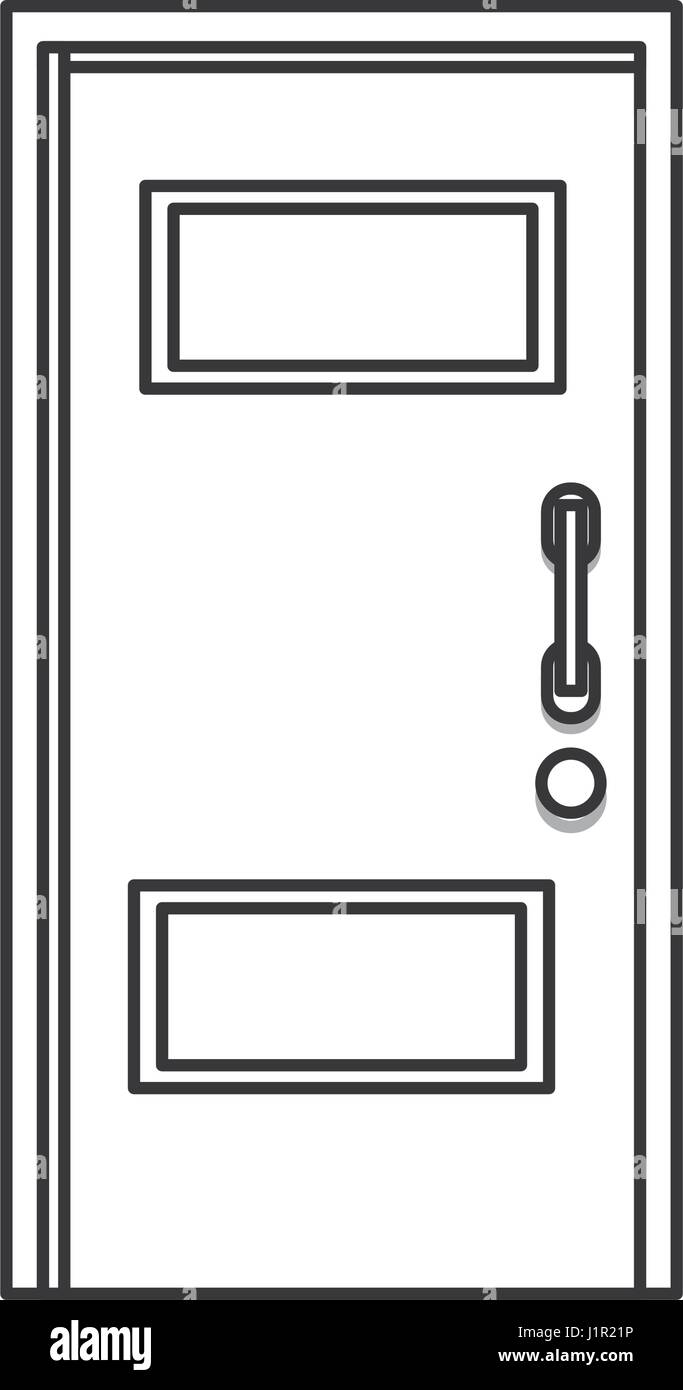 Door Frame Icon Stockfotos & Door Frame Icon Bilder - Alamy
