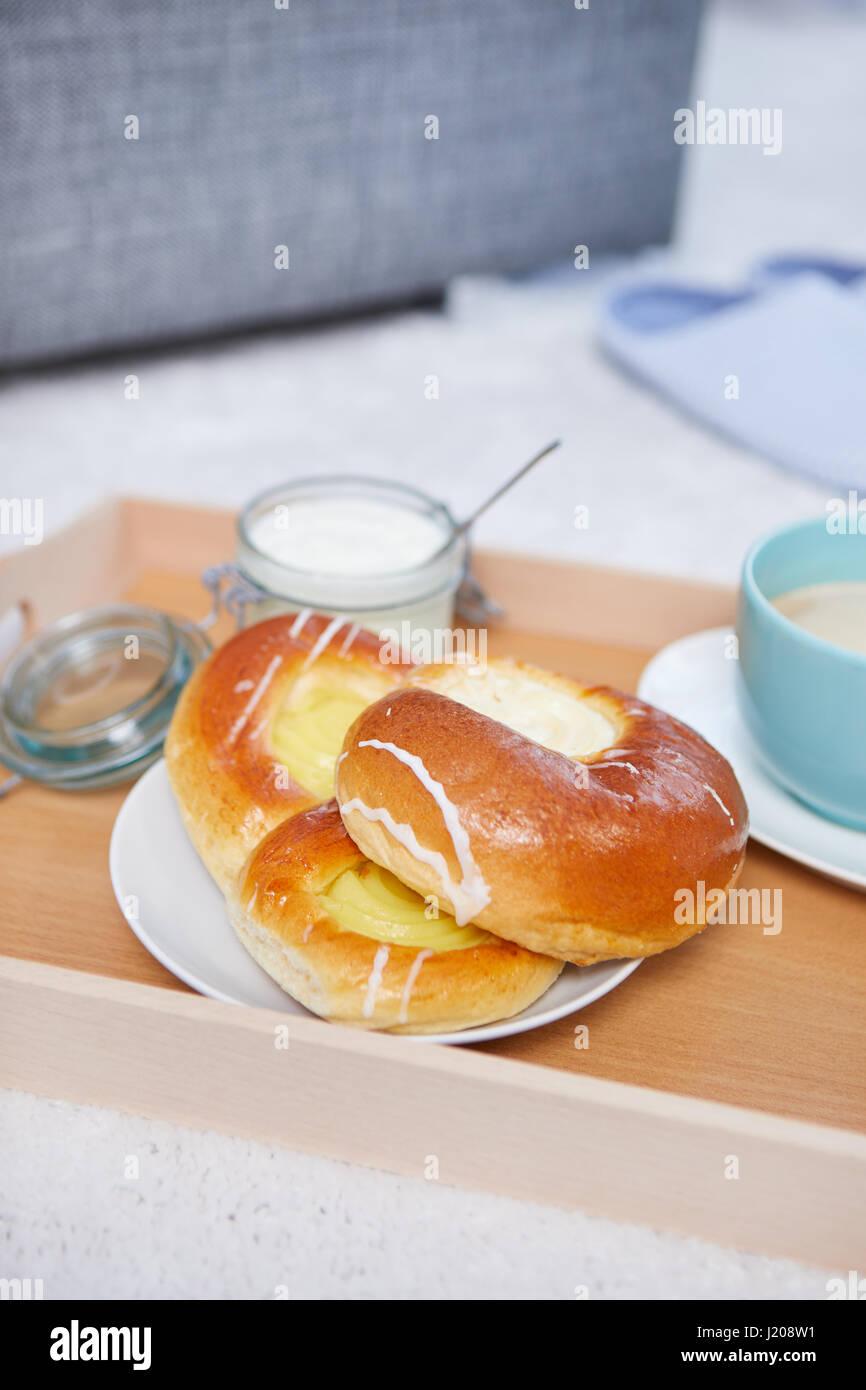 Außergewöhnlich Guten Morgen Frühstück Das Beste Von Morgen, Süßes Frühstück. Schlafzimmer-konzept