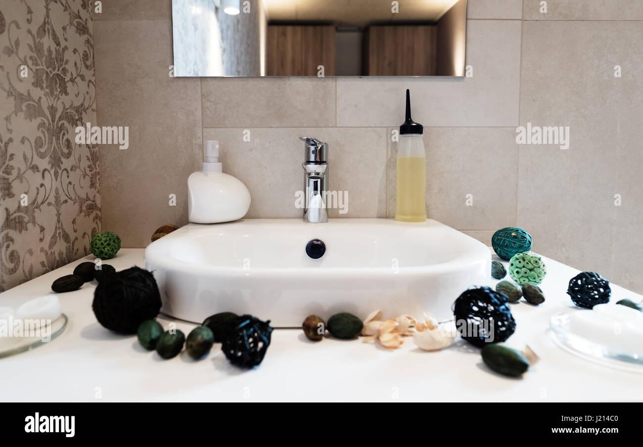 Dekoration bad excellent bilder ideen fur deko badezimmer for Deko bilder fur badezimmer