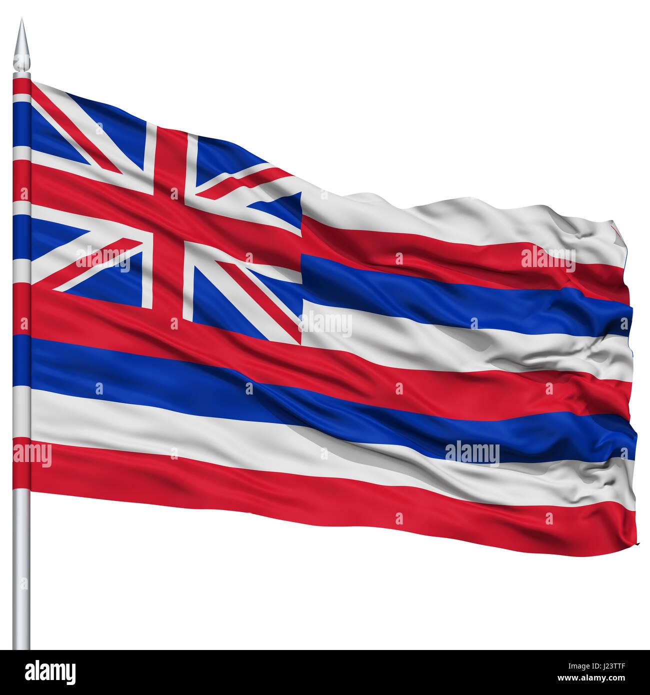Ausgezeichnet Hawaii Flagge Färbung Seite Ideen - Malvorlagen Von ...