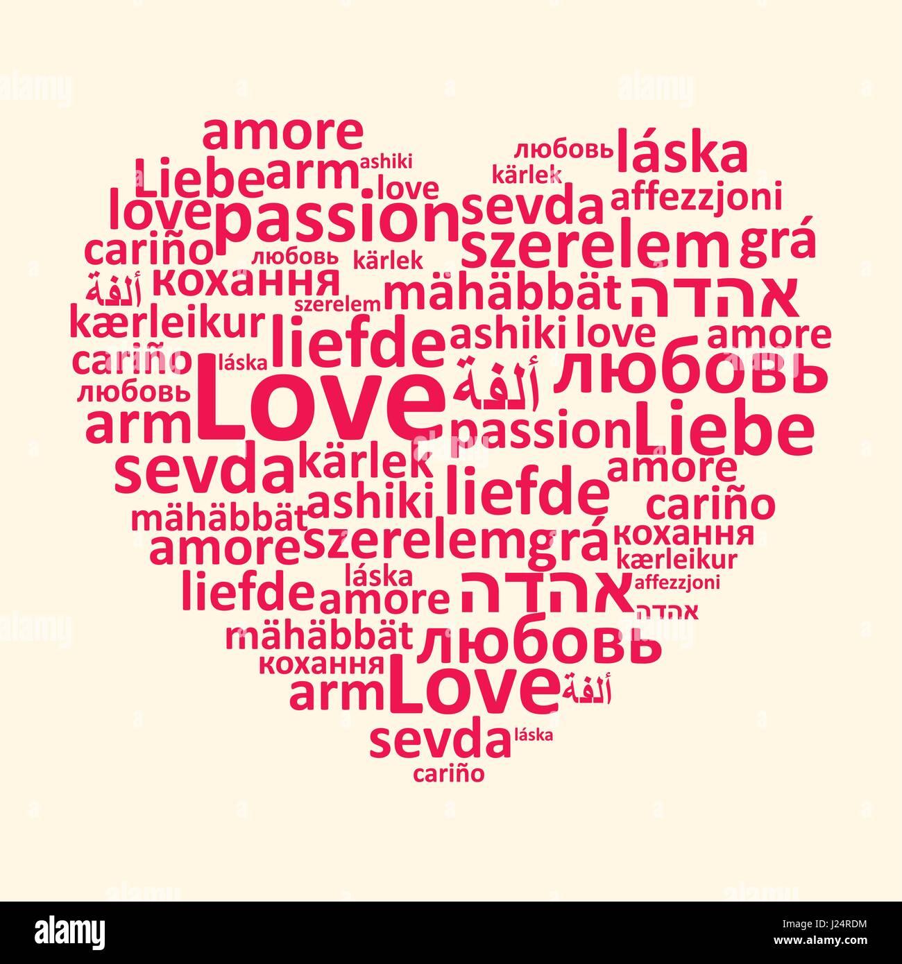 When Sprachen Verschiedenen Liebe In Bjorn Verbner