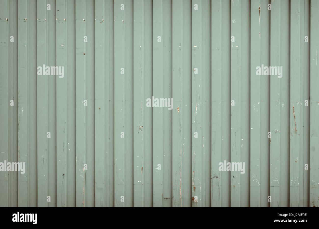 Hintergrund Streifen Container Wand Muster Stockfoto Bild