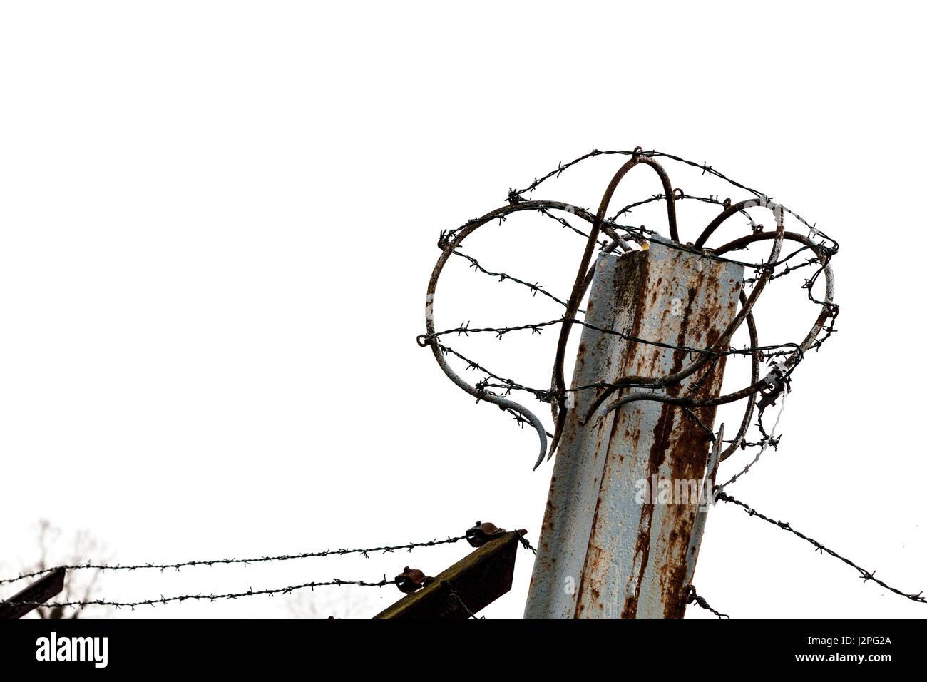 Ausgezeichnet Sah Stacheldraht Fotos - Schaltplan-Ideen - mesoul.info