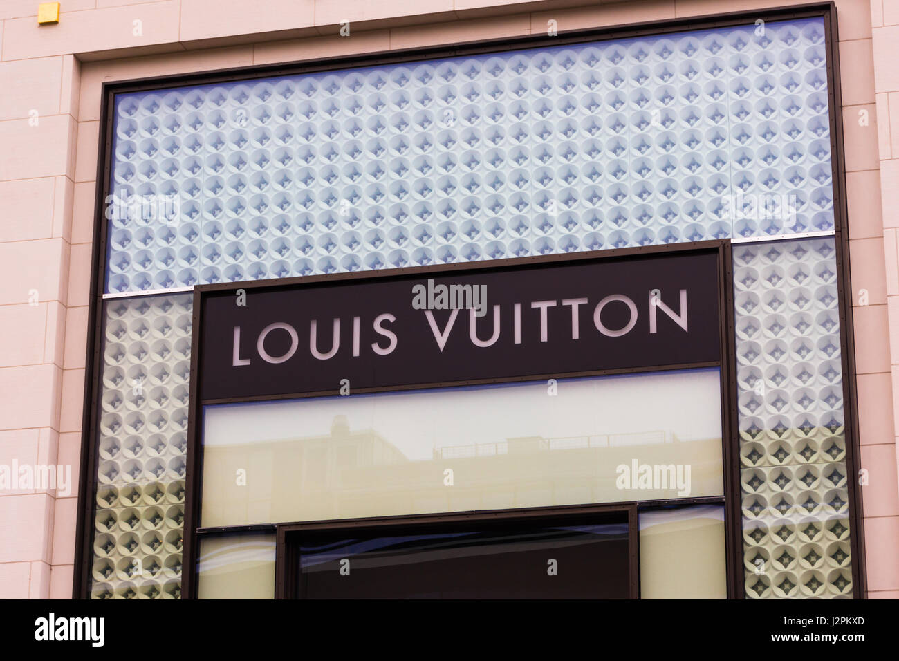 Louis Vuitton Frankfurt Stockfotos Louis Vuitton Frankfurt Bilder