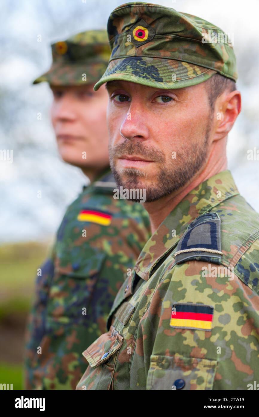 Soldaten Deutschland