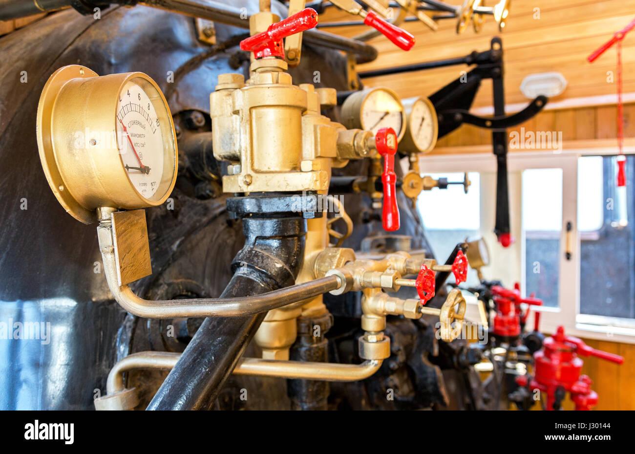 Boiler Furnace Stockfotos & Boiler Furnace Bilder - Alamy