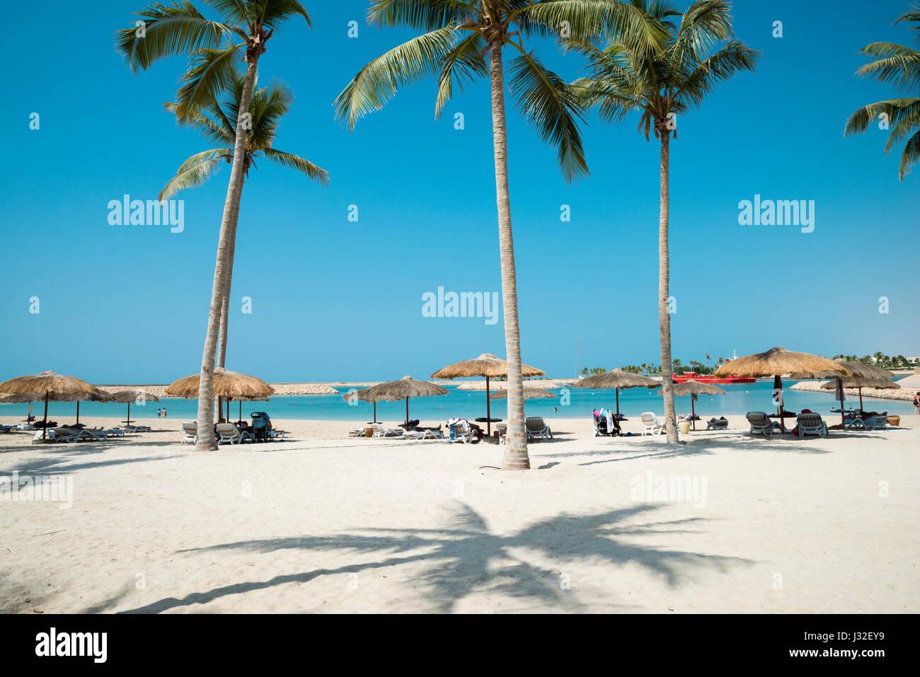 Hotel Al Fanar Salalah Dhofar Governorate Oman Stockfoto Bild