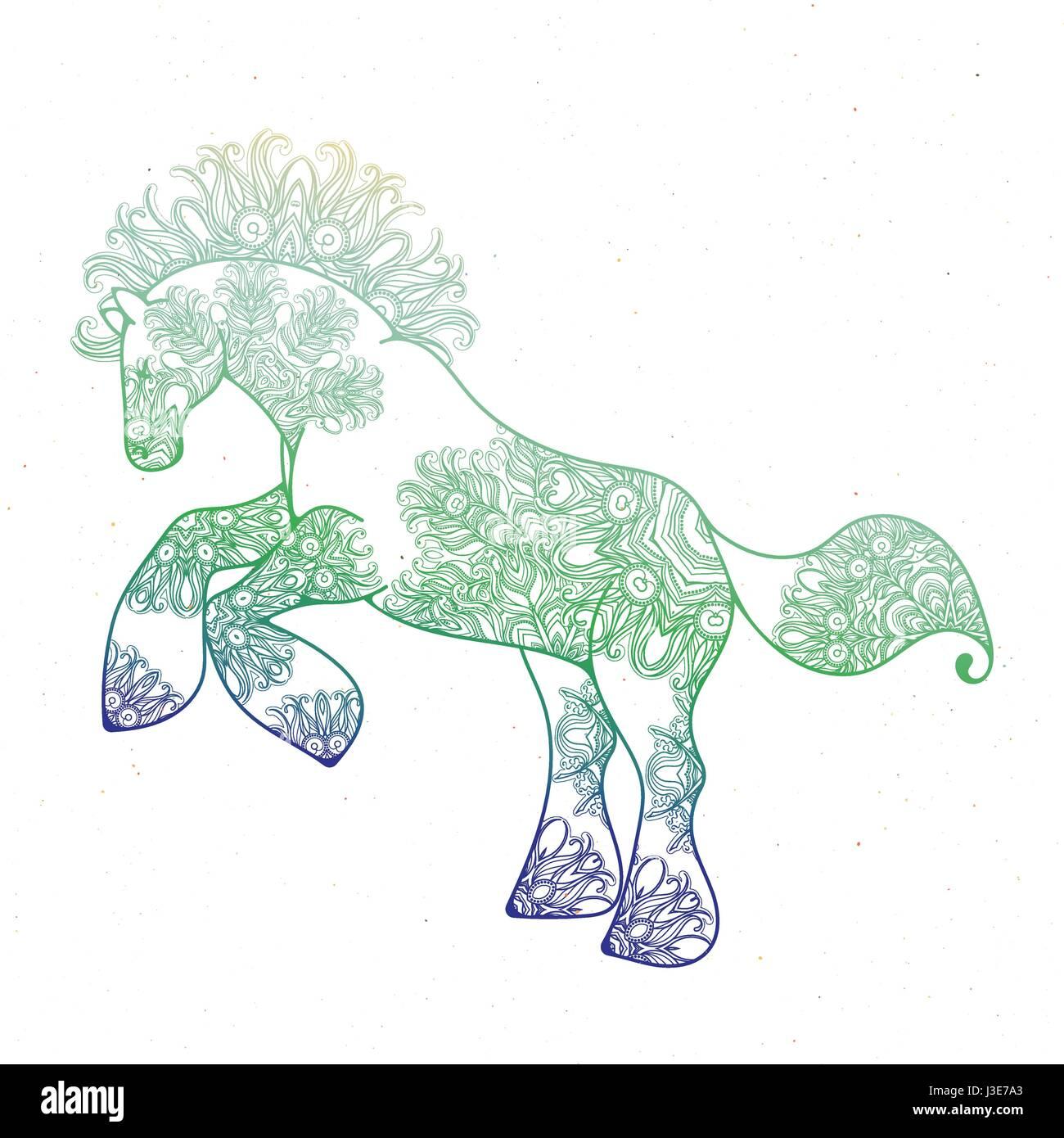 Nett Pferd Anatomie Malbuch Bilder - Malvorlagen Von Tieren - ngadi.info