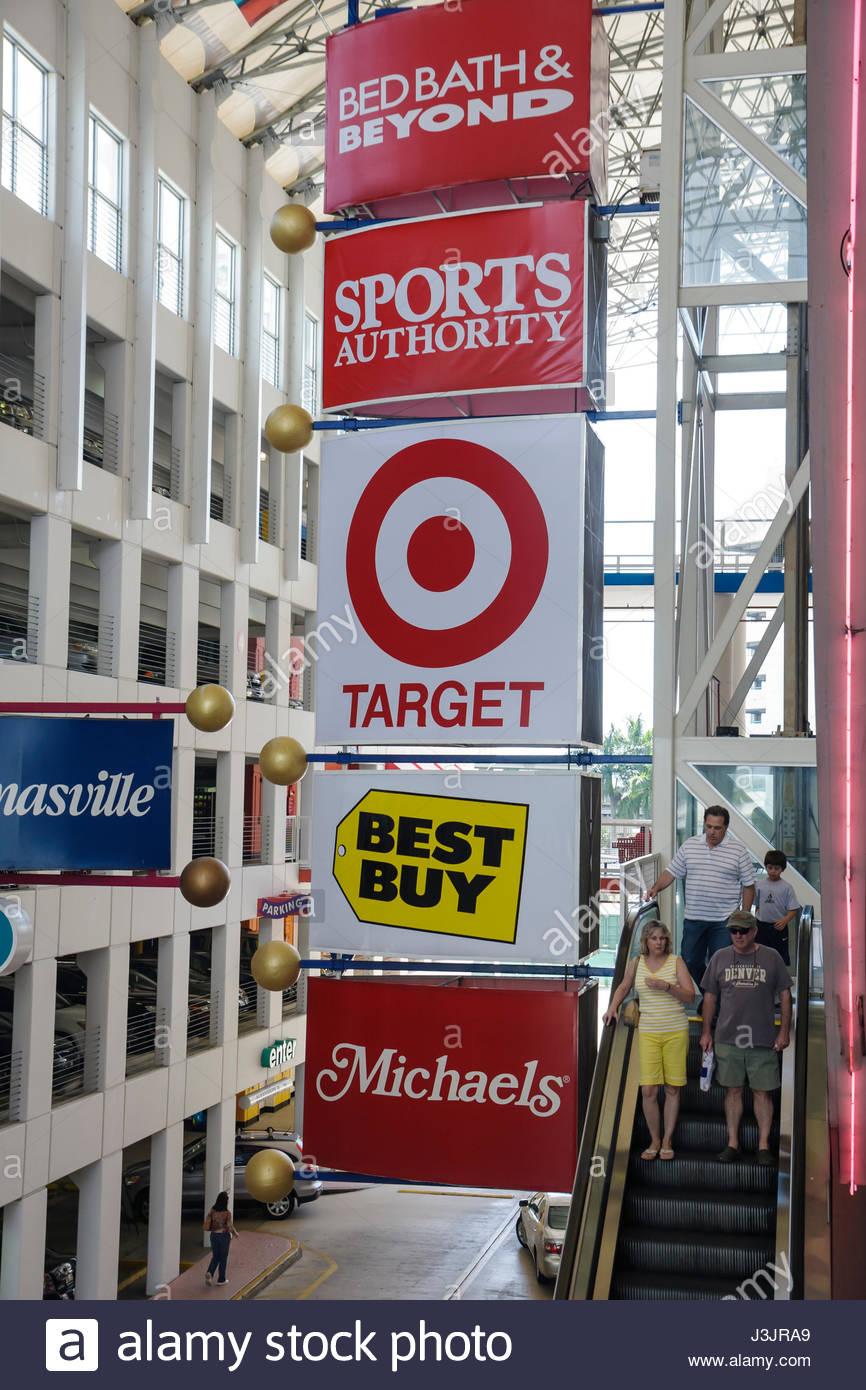 Miami Dadeland stores Kette am besten Target Sports Authority Bett ...
