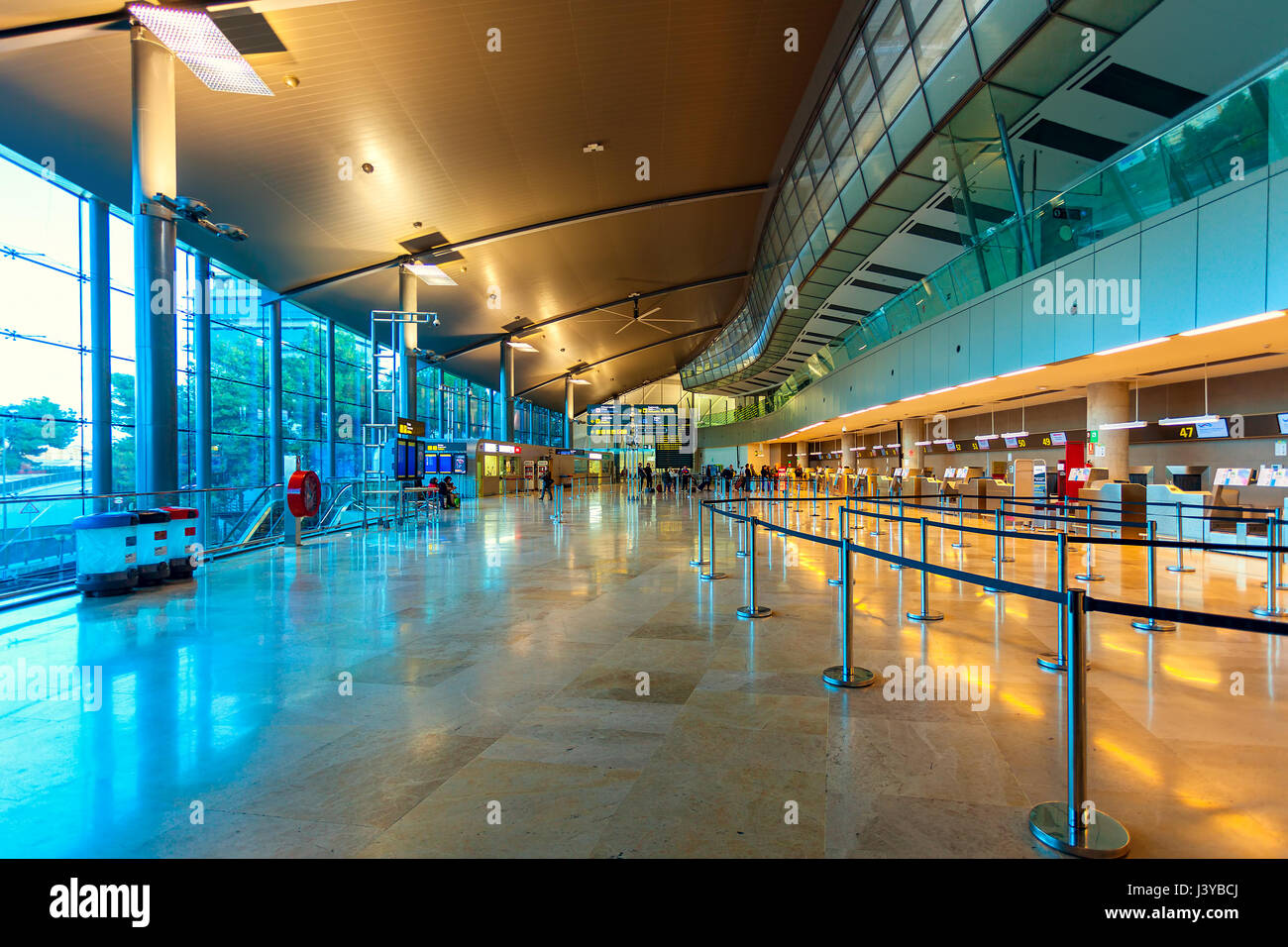 spain airport stockfotos spain airport bilder alamy. Black Bedroom Furniture Sets. Home Design Ideas